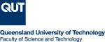 Queensland Univerisity of Technology (QUT) logo